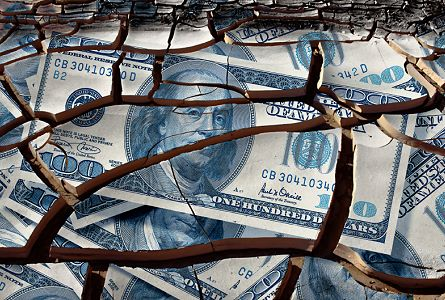 cracked dollar Why The US Dollar Will Not Soon Lose Its Status As The World Reserve Currency