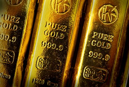 gold bars 5 Bullion Prices Should Break Higher After Consolidation Period