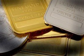 gold platinum 275x185 Wednesday Will Be Key Day For Precious Metals Markets