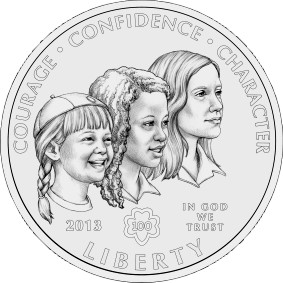 gsa draft CoinWeek Interview with Girl Scouts of the USA (GSUSA) CEO Anna Maria Chavez