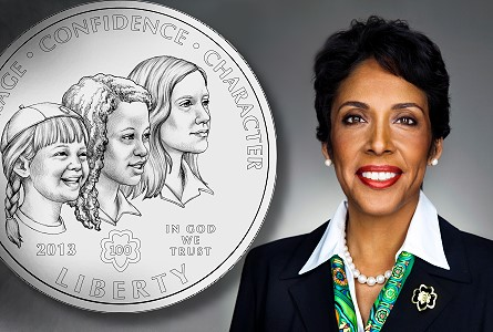 CoinWeek Interview with Girl Scouts of the USA (GSUSA) CEO Anna Maria Chavez