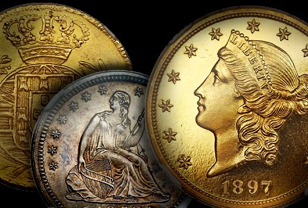 Heritage Auctions: Nearly $20 Million In Rare Coins Sold In Long Beach