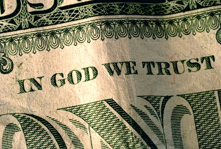 """In God We Trust"" Topic Of March 4 ANA Dallas Show Program by Michael Fuljenz"