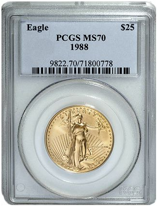 ms 70 eagle The Coin Analyst: The MS70 Debate Revisited