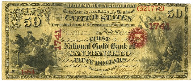 nbn1 The Civil War and the National Banking System   The Birth of National Bank Notes