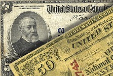 The Civil War and the National Banking System – The Birth of National Bank Notes