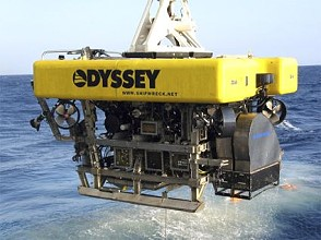odyssey sub Odyssey to Begin Commodity Wreck Program