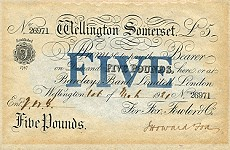 Exclusively English – Largest Collection of Provincial Banknotes to Come on to the Market