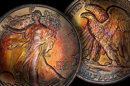Coin Rarities & Related Topics: Showdown of Walking Liberty Half Dollar Sets