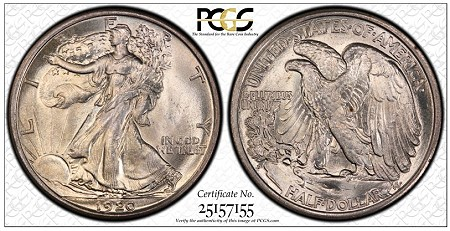 walkers 20d highdesert Coin Rarities & Related Topics: Showdown of Walking Liberty Half Dollar Sets