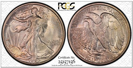 walkers 20s highdesert Coin Rarities & Related Topics: Showdown of Walking Liberty Half Dollar Sets
