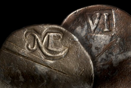 "1652 sixpence The Most Valuable Coin Ever ""Found"" in the US to be Sold in Baltimore Auction"