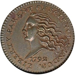 1792 pattern disme 2 Coin Rarities & Related Topics: First Part of Greensboro Collection Sells in Dallas