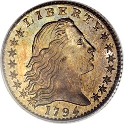 1794 greensboro half dime Coin Rarities & Related Topics: First Part of Greensboro Collection Sells in Dallas