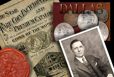 Dallas history1 Dallas Texas and the History of American Coin Collecting