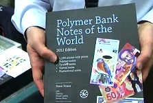 "New Book Available: ""Polymer Bank Notes of the World"""