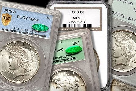 Coin Rarities & Related Topics: Choosing Grades, for Beginning & Intermediate Collectors