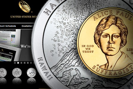 usMint october The Coin Analyst: Modern U.S. Coin Update