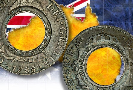 ANA Money Museum Gets Stolen Australian Holey Dollar Returned