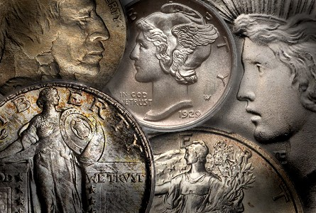 Coin Rarities & Related Topics: Are Many Classic U.S. Coins Common?