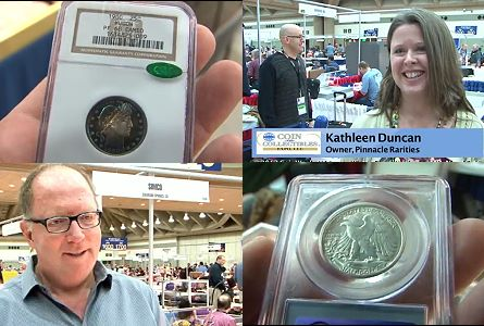 Cool Coins Video – Whitman Baltimore Winter Expo 2012