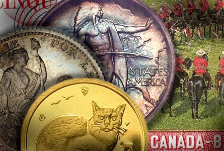Coin Collecting Strategies – Affordable Coins and Banknote Eye Candy