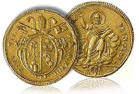gold Zecchino1 The Coin Analyst: Collecting Vatican Coins Can Be Rewarding in Many Ways