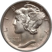 gr merc nov12 Coin Rarities & Related Topics: Are Many Classic U.S. Coins Common?