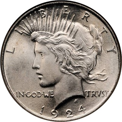 gr peace dollar nov121 Coin Rarities & Related Topics: Are Many Classic U.S. Coins Common?