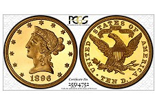 Legend-Morphy $3M Regency Auction at Dec. 13 PCGS Members Only Show