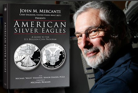 mercanti book thumb1 John Mercanti Dishes on His Career, Americas Silver Bullion Program, and the Digital Age of Coining