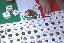 mex coins show US Mexican Numismatic Association Convention Report 2012. VIDEO