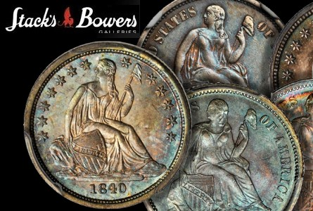 Coin Rarities & Related Topics: Commentary on Liberty Seated Dimes in Rarities Night