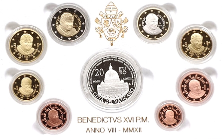 vat1 The Coin Analyst: Collecting Vatican Coins Can Be Rewarding in Many Ways