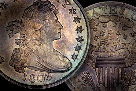 The Greensboro Collection, Part II, headlines Heritage's first major U.S. Coins Auction of 2013 at FUN