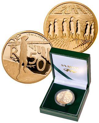 50RandGold Krause Publications Announces 2013 Coin of the Year Winners