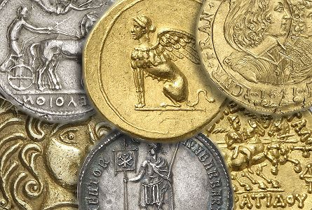 AncientCoins 1.3 Million Swiss Francs For a Complete Collection of the First Islamic Gold Dinars