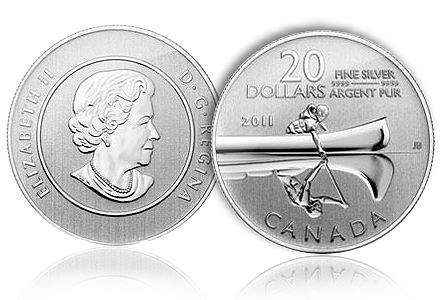 CanoeSilver Krause Publications Announces 2013 Coin of the Year Winners