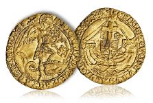 Richard III Coin Found Near Bosworth Battlefield Sells for £36,000 at Spink