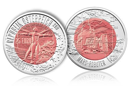 Robotics Krause Publications Announces 2013 Coin of the Year Winners