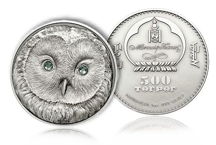 UralOwl Krause Publications Announces 2013 Coin of the Year Winners