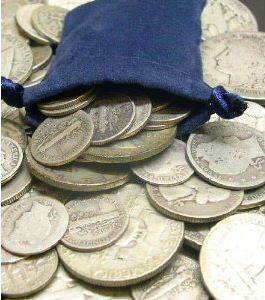 Silver Coins –  Low Budget Silver Coin Investing and Collecting