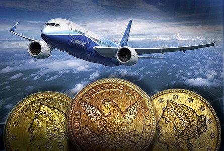 dreamliner Legend Numismatics Houston Show Market Report