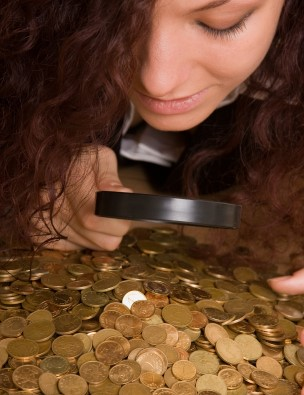 girl coins Why Young People Are Not Interested in Coins