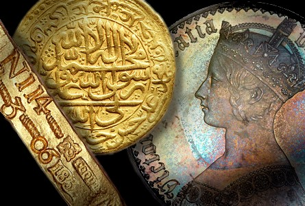 ha nyinc thumb Spectacular British and Islamic Coin Collections headline NYINC Auctions