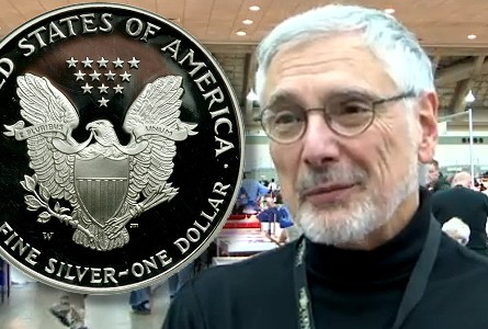 mercan silver1 The Coin Analyst: John Mercanti's Silver Eagle Guidebook