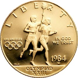 84 olympiad 10 Our Best Sides: Taking a Look at 30 Years of Modern Commemoratives