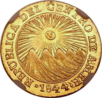 costarico ny20131 Coin Rarities & Related Topics: European Gold Shines in World Coin Auction