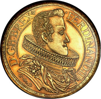 ferdIII 12duc ny2013 Coin Rarities & Related Topics: European Gold Shines in World Coin Auction