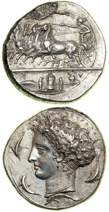 goldbergs ancinets 3 Goldbergs to Auction Landmark Collection of Ancient Coins: Hunter Sale on Feb. 5th in Los Angeles